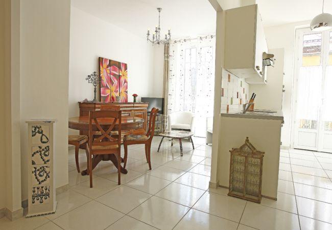 Apartamento en Niza - AQUA MARINE