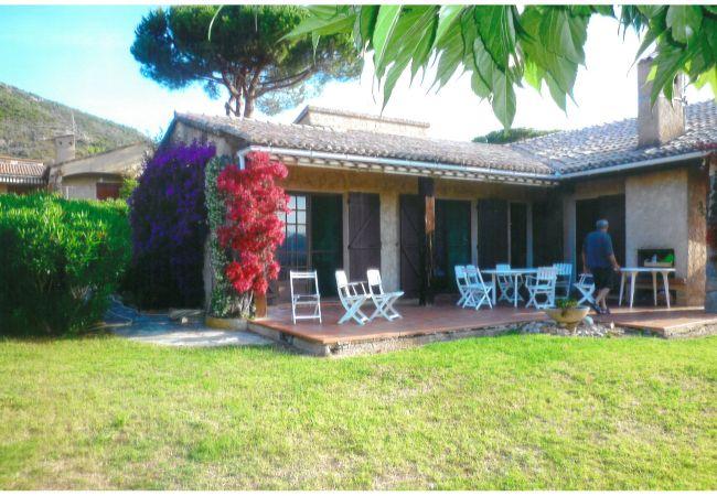 Villa a Sagone - VILLA DU GOLF