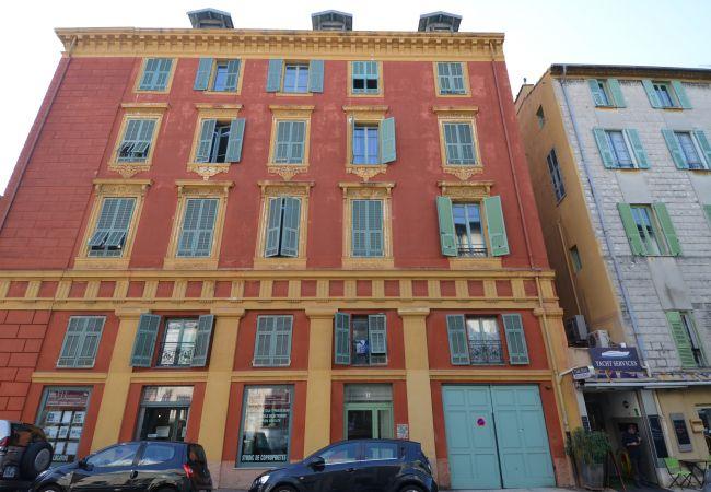 Studio à Nice - PALAIS VIEUX PORT