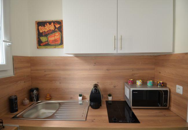 Studio à Nice - e LES MUSICIENS