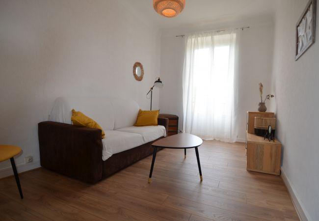 Appartement à Nice - 81 bd DELFINO
