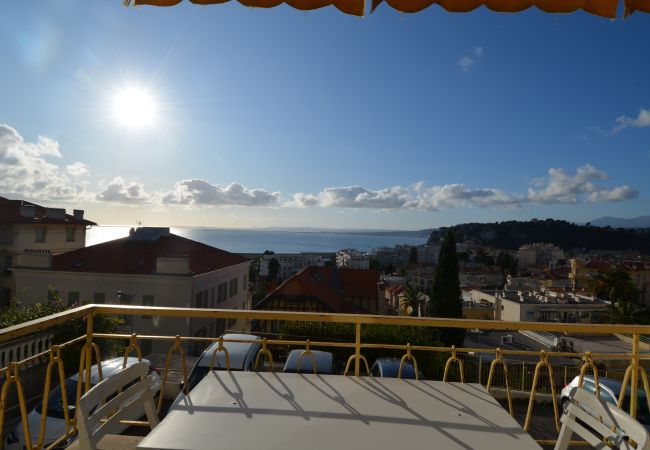 Appartement à Nice - LE PANORAMIC